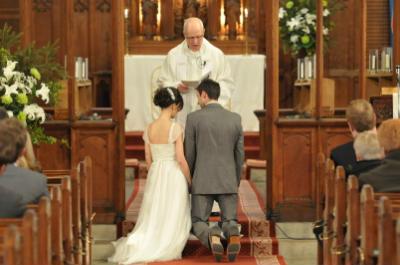 Laura and Rupert Wedding 2