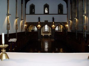 The Main Chapel