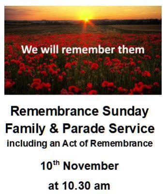 remembrance sunday2019