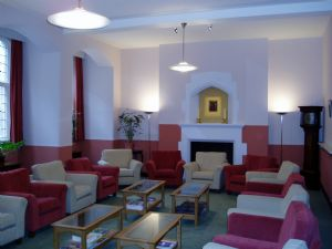 The Lounge at St Edwards House