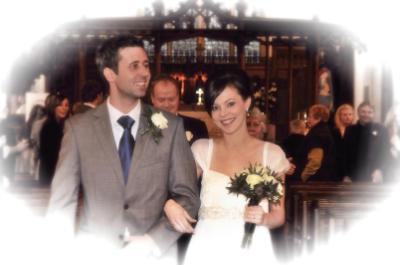 Laura and Rupert Wedding