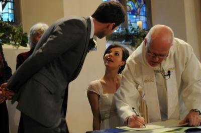 Laura and Rupert Wedding 3