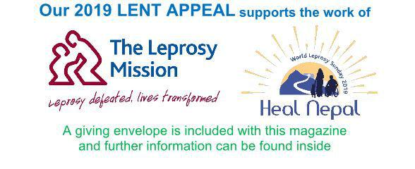 Lent appeal 2019