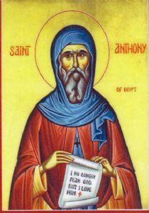 St Antony