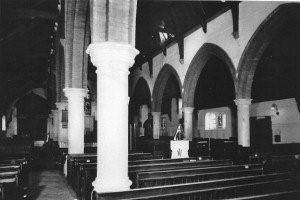 Old ST Marks interior 1