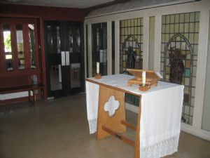 St Mark - Lady Chapel 2010