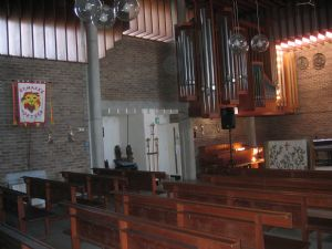 St Mark  Organ 2010