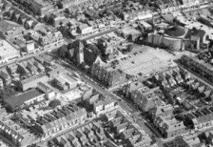 Old St Marks Aerial View