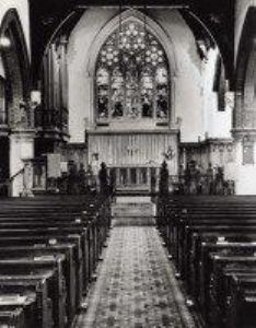 Old St Marks Nave