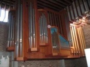 New St Marks Organ
