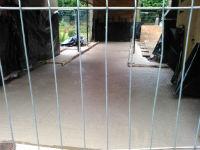 Concrete in for floor