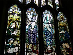 Detail of Chancel Windows