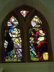Henderson Memorial Window