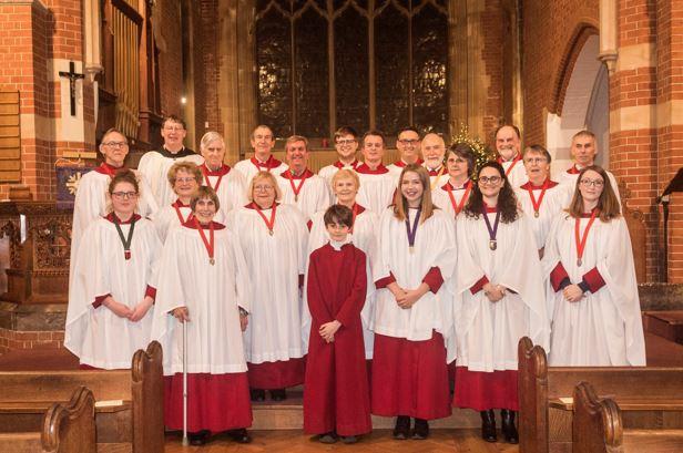 Choir Advent 18