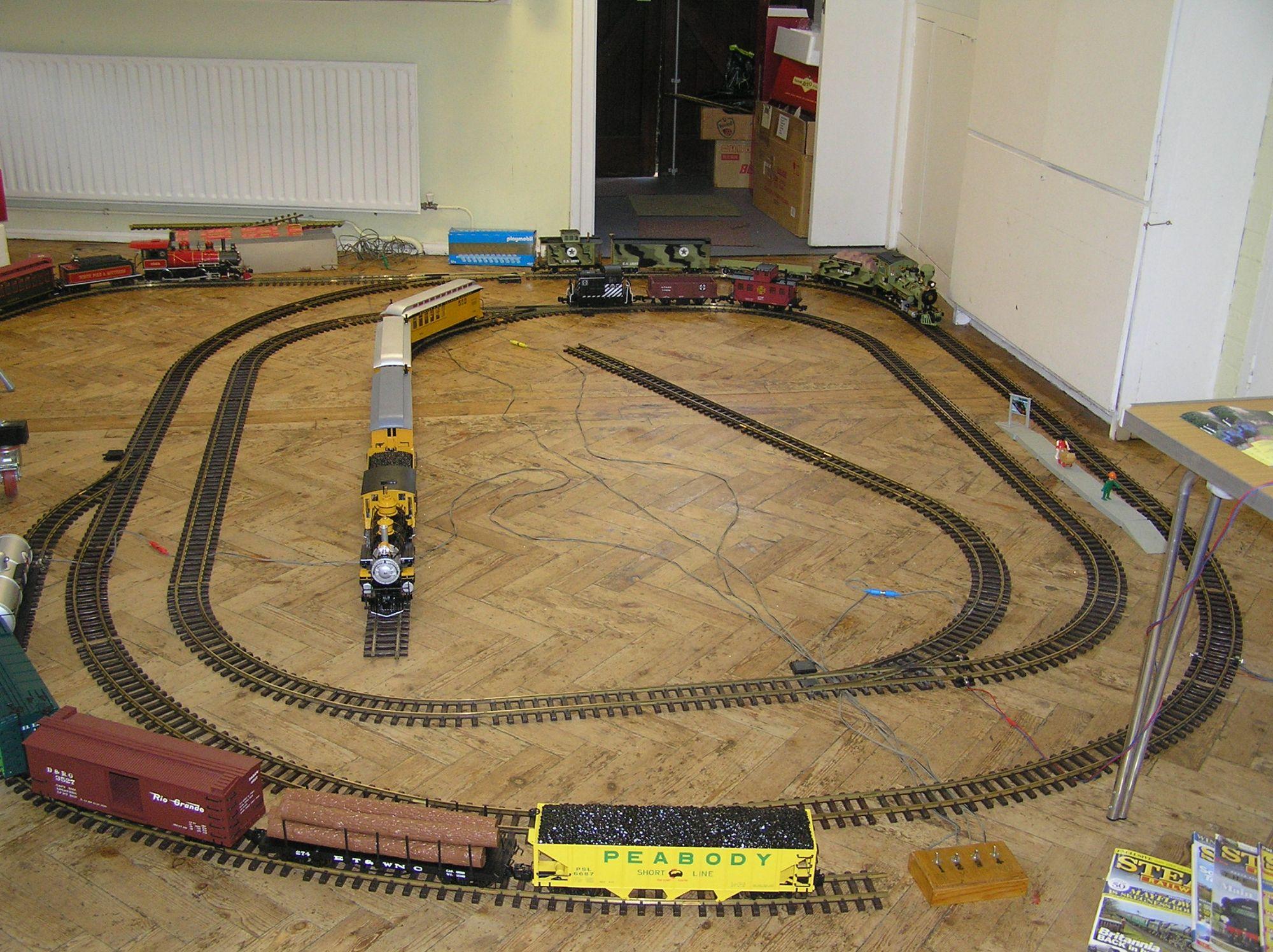 model railway 2