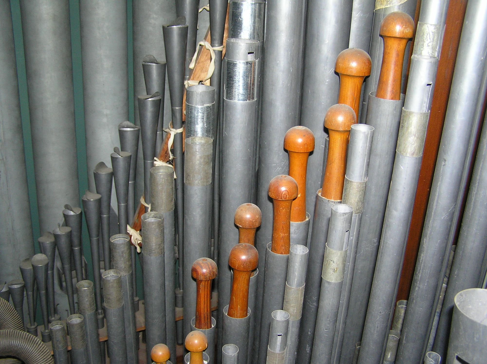 Some swell pipework