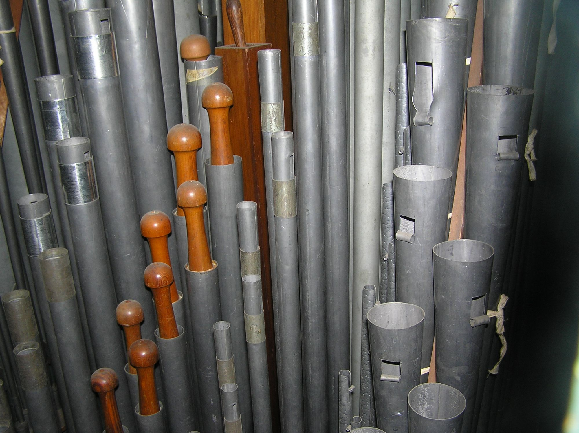 ORGAN PIPES 2