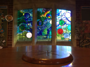 Baptistry Window