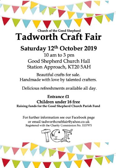 craft fair 2019
