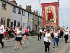 St Michaels Banner