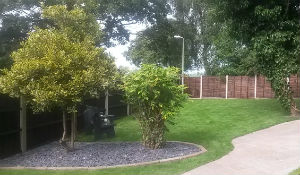 Maurice Billington Garden of Remembrance