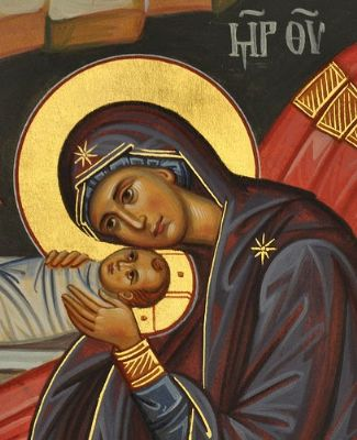 Nativity icon