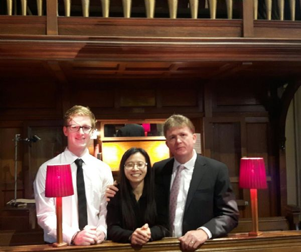 Organ recitalists
