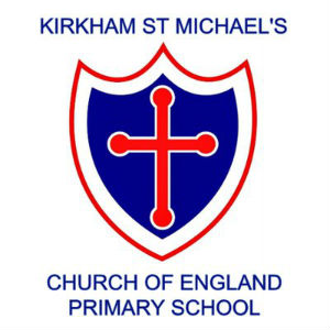 Kirkham St Michaels C.E. Primary School logo