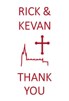 Rick Kevan Thank You