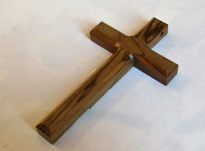 Lady Chapel Altar small cross