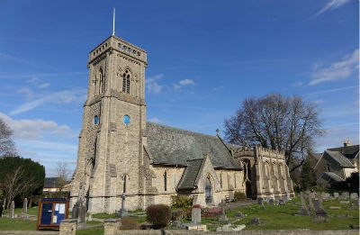 Photo large of St Johns Church