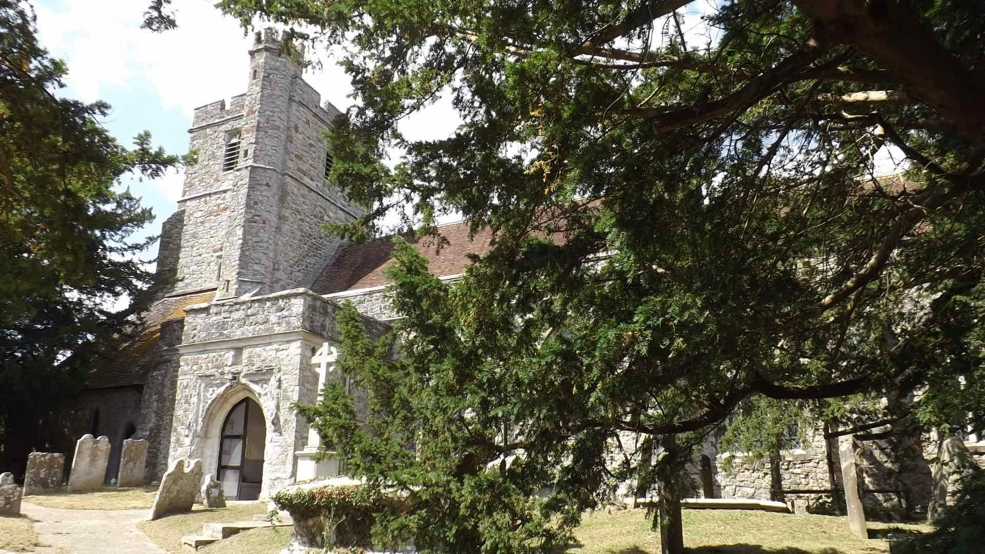 Ulcombe Church