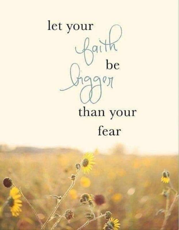 Let Your Faith