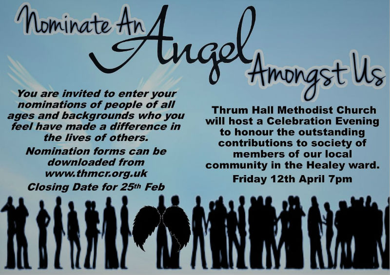 Nominate An Angel Among Us