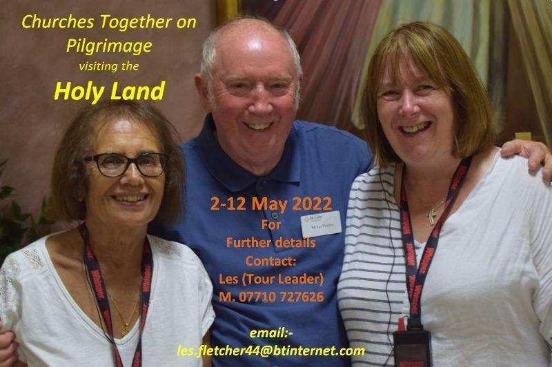 Holy Land 2022