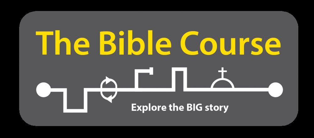 The Bible Course logo
