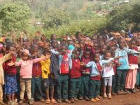 Children in Dembidolo 2015