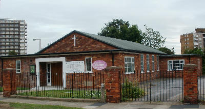 Flintwood Methodist Church