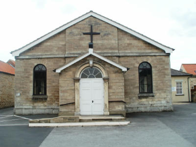 Ticknuill Methodist Church