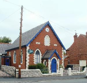 Adwick Church