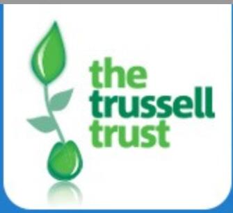 Trussell Trust - Logo