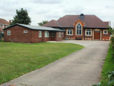 Harworth Methodist Church