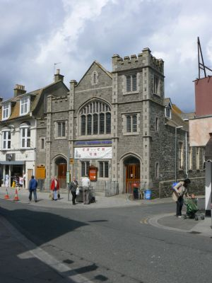 Newquay URC Bank Street