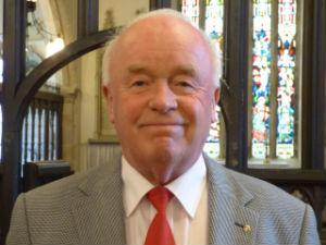 Stephen Dugdale, Church Warden