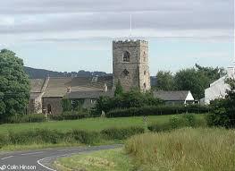View of Mitton Church