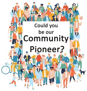 Community Pioneer Ad