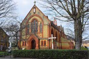 Tilbury church