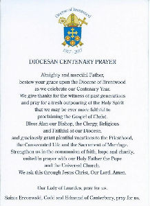 brentwood prayer