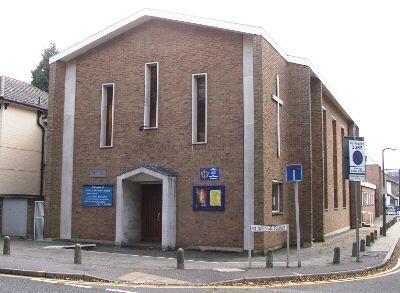Kingston Methodist Church