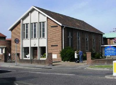Chessington Methodist Church